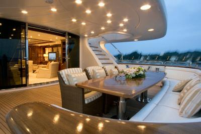 Luxury Yacht Cruises